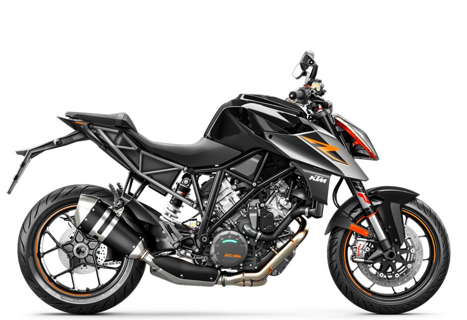 1290 Super Duke R, black 2018 (EU)