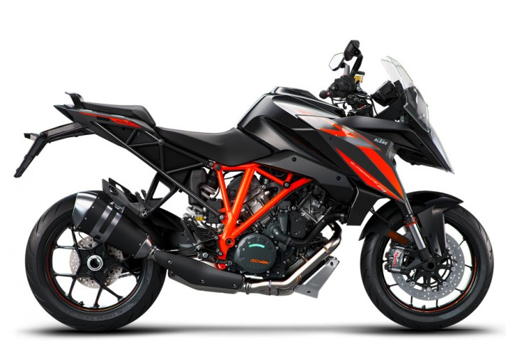 1290 Super Duke GT, black 2018 (EU)