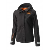 GIRLS ANGLE SOFTSHELL JACKET