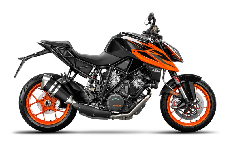1290 Super Duke R, black 2019 (EU)