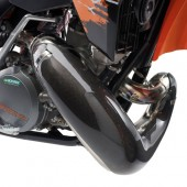 CARB PIPE GRD 250/300 FMF PIPE