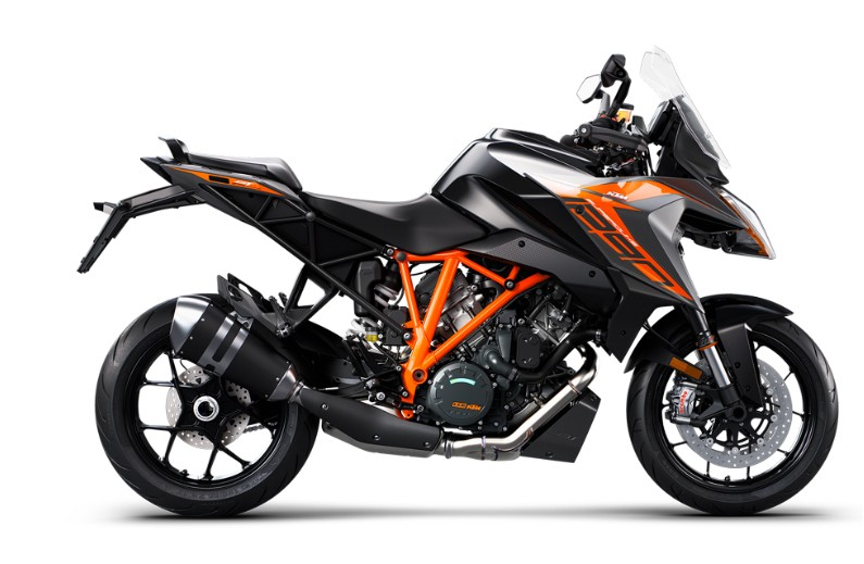1290 Super Duke GT, black 2019 (EU)