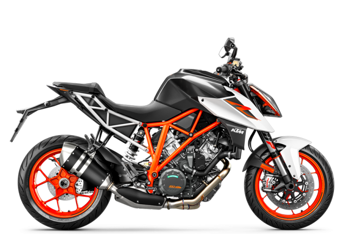 1290 Super Duke R, white 2018 (EU)