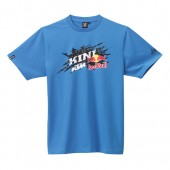 KINI-RB RIPPED STICKERS TEE BLITHE