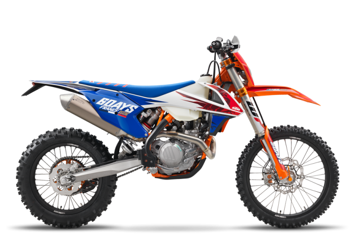 450 EXC-F Six Days 2018 (EU)